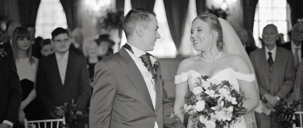 Knowsley Hall Wedding - Jodie & Dan